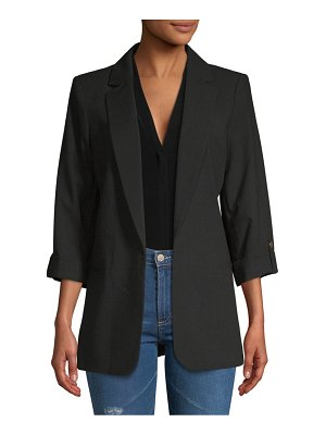 Calvin Klein Notch Lapel Blazer