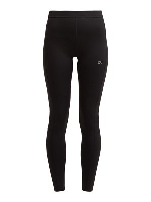 Calvin Klein Performance high rise stretch knit performance leggings