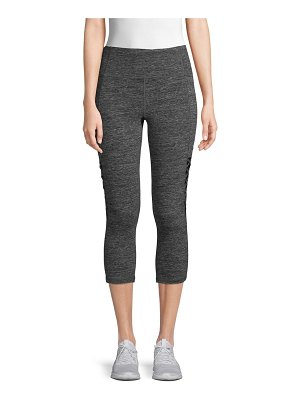 Calvin Klein Performance High-Waisted Cropped Leggings
