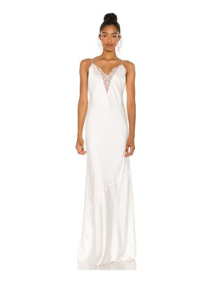 CAMI NYC colby gown