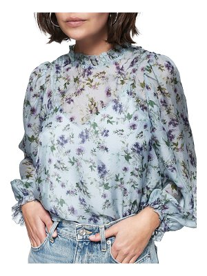 CAMI NYC Nelly Floral Chiffon Top