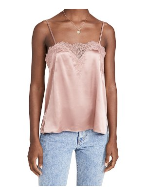 CAMI NYC sweetheart charmeuse top