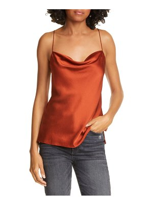 CAMI NYC the axel stretch silk camisole