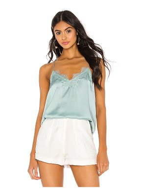 CAMI NYC The Racer Charmeuse Cami