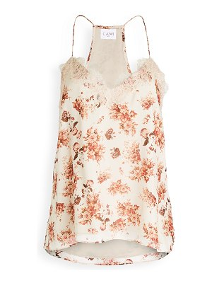 CAMI NYC the racer chiffon top