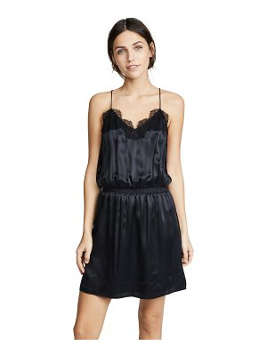 CAMI NYC the racer dress