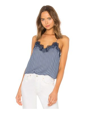 CAMI NYC The Racer Georgette Cami