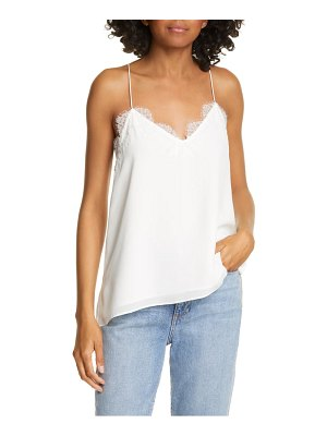 CAMI NYC the racer silk camisole