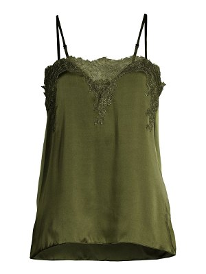 CAMI NYC the sweetheart lace silk camisole top