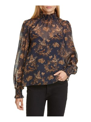 CAMI NYC the willa silk blouse