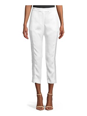camilla and marc Garbo Skinny Cropped Trousers