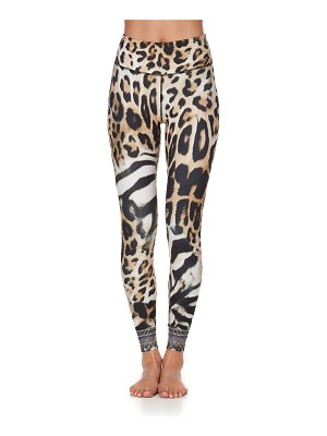 Camilla High-Rise Leopard-Print Leggings