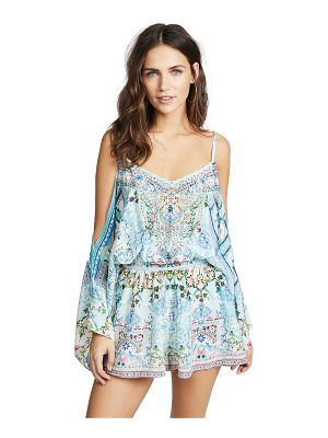 Camilla lovers retreat romper