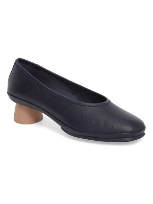 Camper alright cone heel pump
