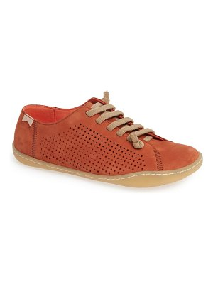 Camper peu perforated sneaker
