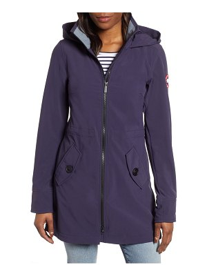 Canada Goose avery water resistant hooded softshell jacket