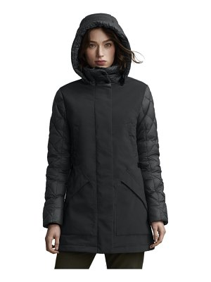 Canada Goose Berkley Slim-Fit Quilted Jacket w/ Removable Hood