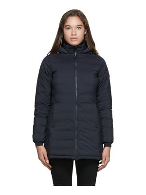 Canada Goose black down camp jacket