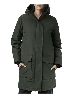 Canada Goose Canmore Streamline Hooded Parka Coat