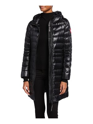 Canada Goose Cypress Hooded Puffer Jacket