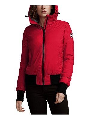 Canada Goose dore down hooded jacket