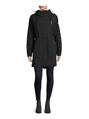 Canada Goose down filled sleeve sabine coat
