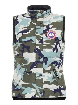 Canada Goose freestyle camouflage down vest