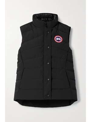 Canada Goose freestyle quilted shell down vest