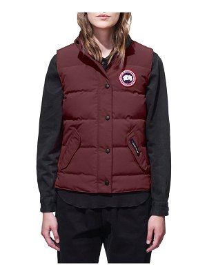 Canada Goose freestyle slim fit down vest