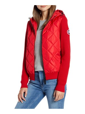 Canada Goose hybridge 625 fill power down jacket