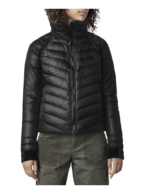 Canada Goose HyBridge Hooded Down Puffer Base Jacket