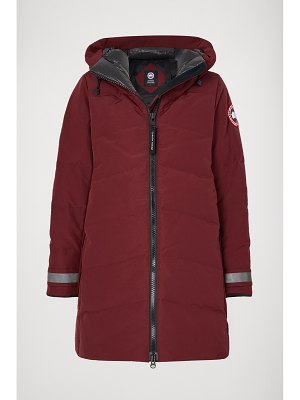 Canada Goose merritt hooded quilted shell down coat