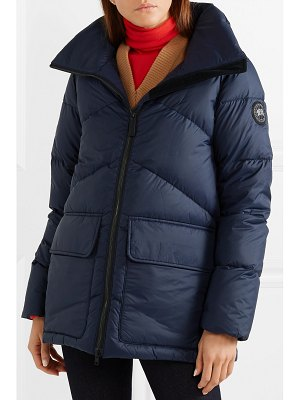Canada Goose ockley quilted shell down parka