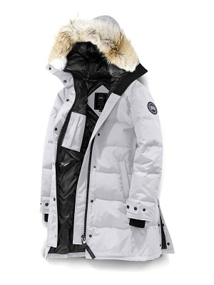 Canada Goose shelburne quilted down parka