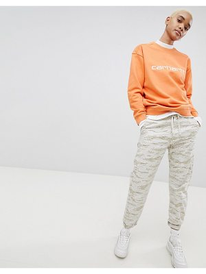 Carhartt wip relaxed fit pants