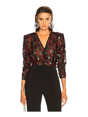 Carmen March Blouse