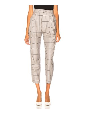 Carmen March Checked Trouser