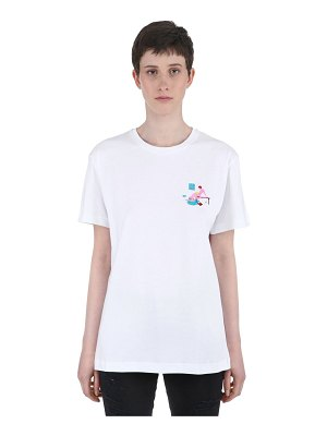 Carne Bollente Brasse coule cotton jersey t-shirt