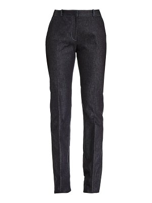 Carolina Herrera straight-leg denim pants