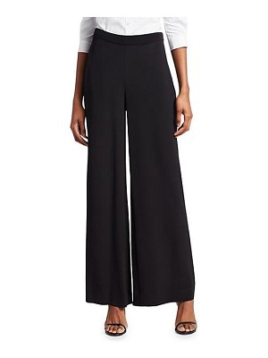 Carolina Herrera wide-leg crepe pants