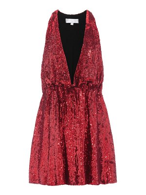 Caroline Constas Mina sequined minidress