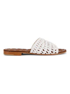 CARRIE FORBES mour sandal