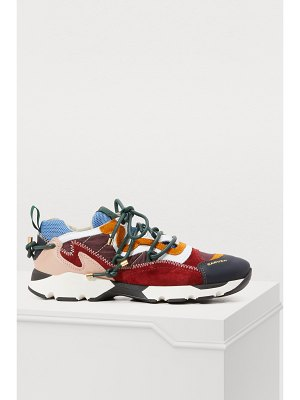Carven Nayeli leather sneakers
