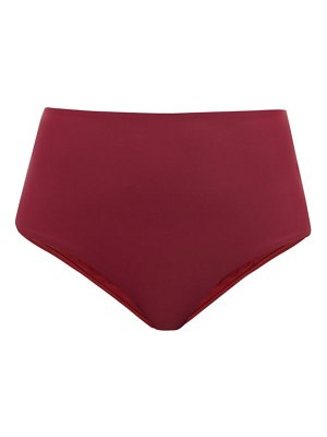 Casa Raki ana high rise bikini briefs
