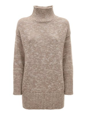 CASASOLA Regenerated cashmere turtleneck sweater
