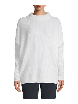 Cashmere Saks Fifth Avenue Classic Cashmere Sweater
