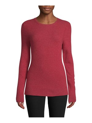Cashmere Saks Fifth Avenue Crewneck Cashmere Sweater