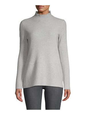 Cashmere Saks Fifth Avenue Ribbed Cashmere Sweater