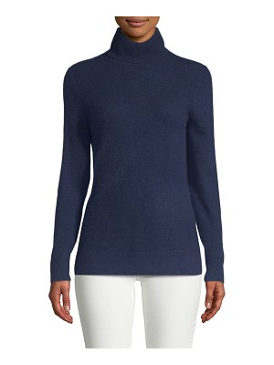 Cashmere Saks Fifth Avenue Turtleneck Cashmere Sweater