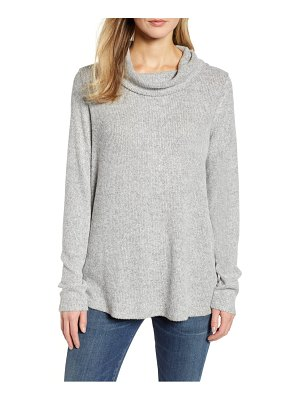Caslon caslon off-duty cozy ribbed tunic